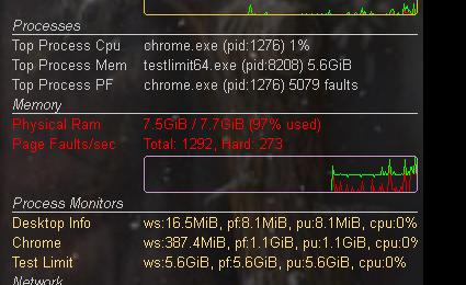 64 bit memory sizes
