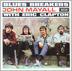 Bluesbreakers – John Mayall With Eric Clapton (1966)